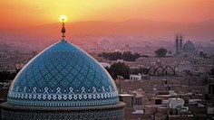 یزد شهر آفتاب و آتش