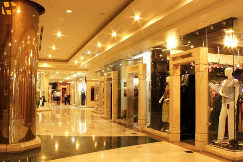 مرکز تجاری آلتون مشهد