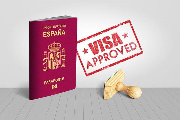 مدارک ویزای اسپانیا