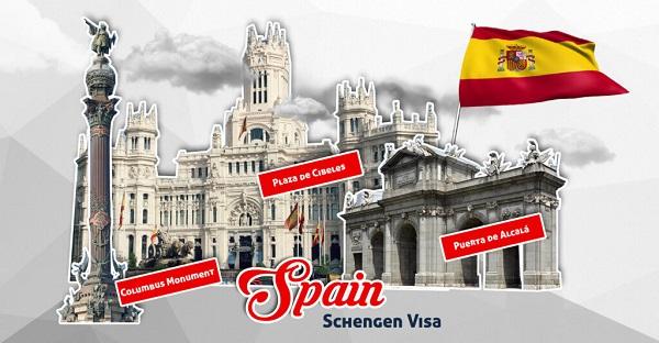 آدرس سفارت اسپانیا