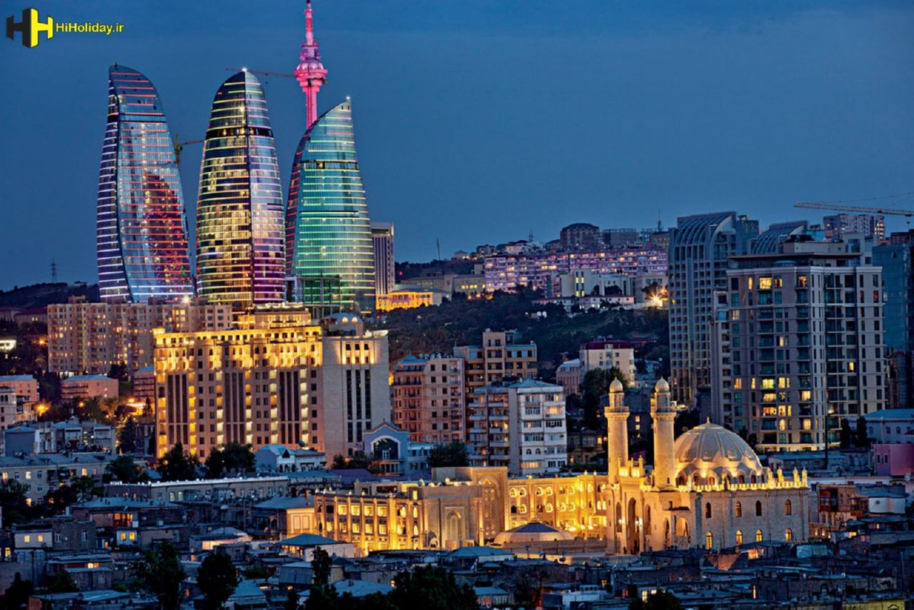 تور باکو ویژه نوروز