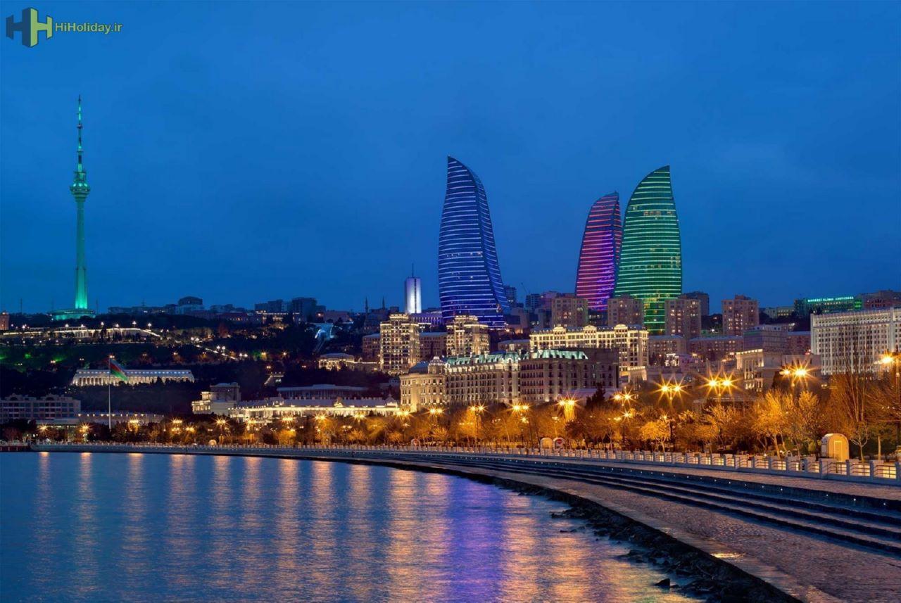 تور باکو زمینی ویژه نوروز