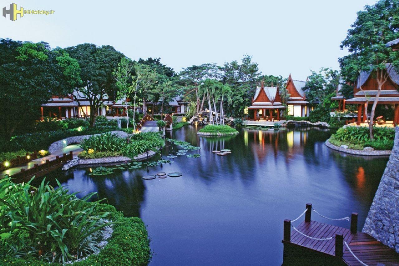 تور بانکوک 7 شب و ۸ روز