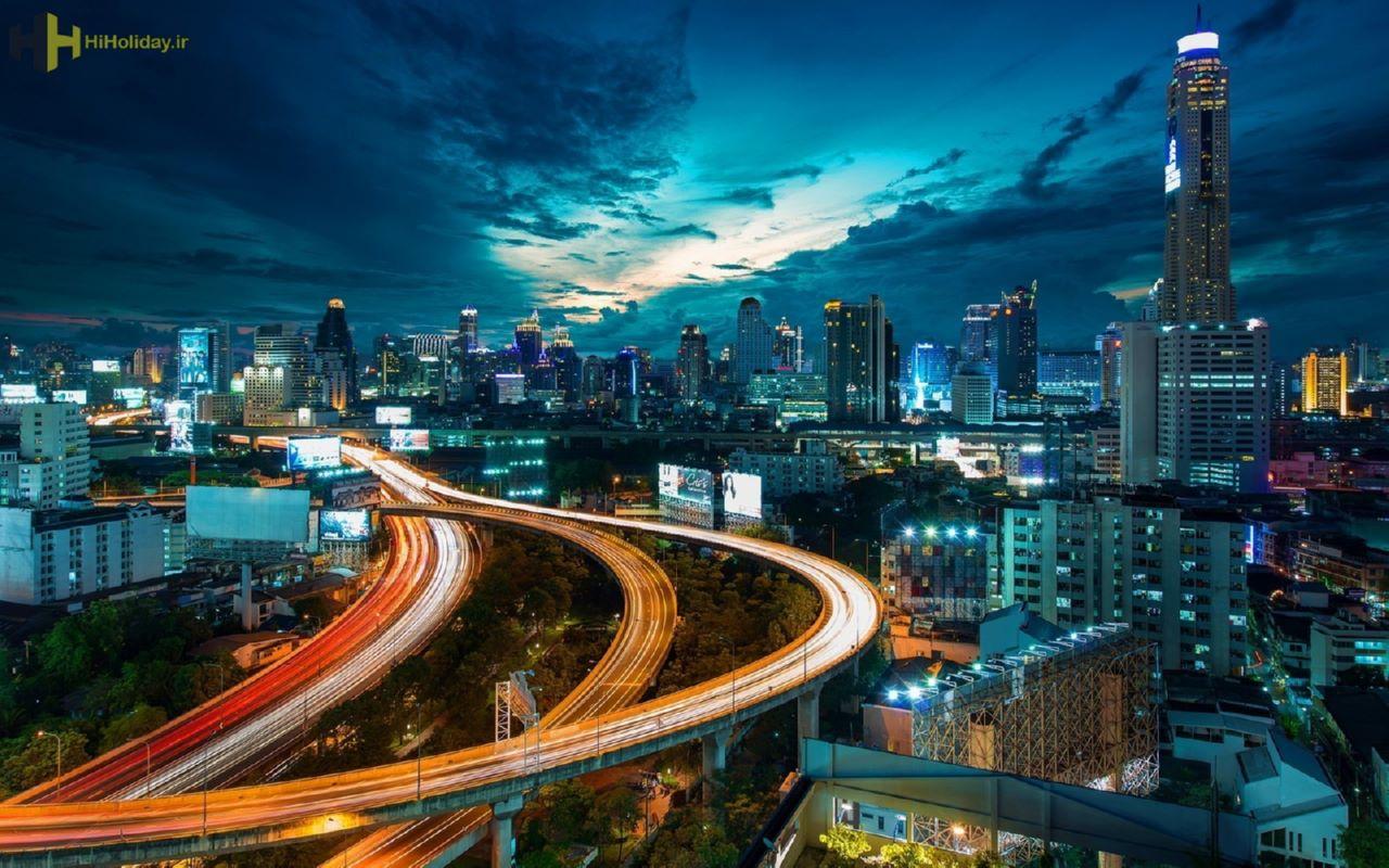تور ترکیبی پاتایا پوکت بانکوک
