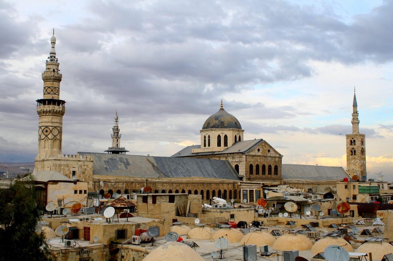 تور سوریه هوایی ویژه بهمن