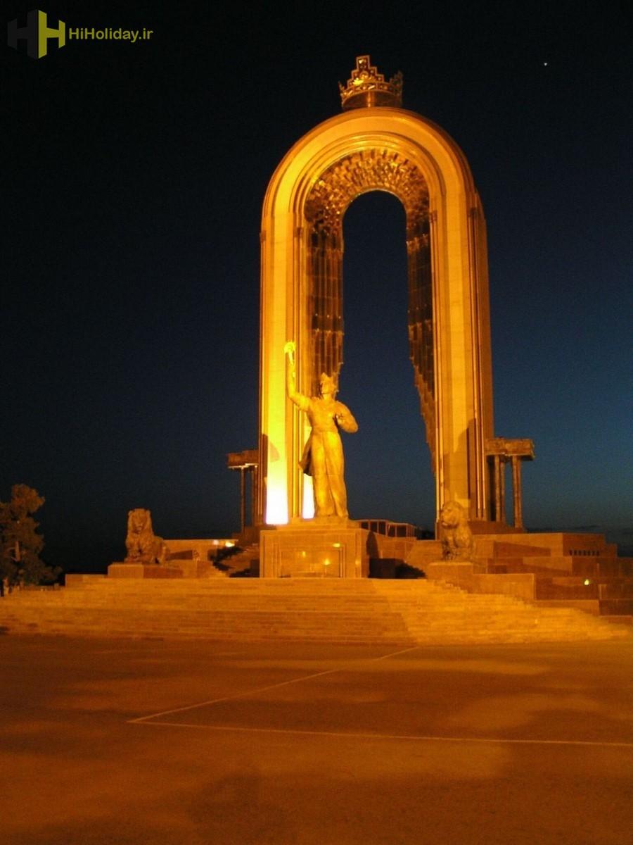 تور تاجیکستان ویژه نوروز