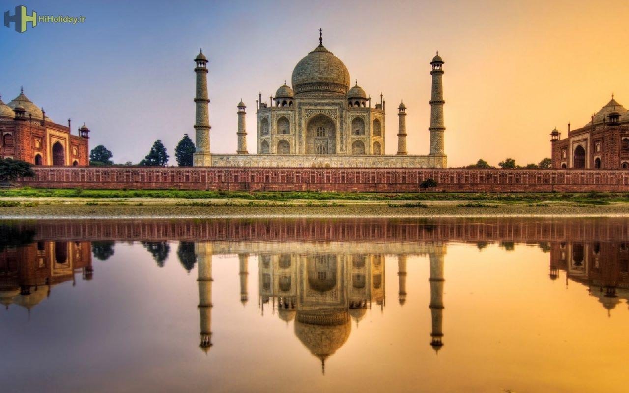 تور هند مثلث طلایی نوروز 99