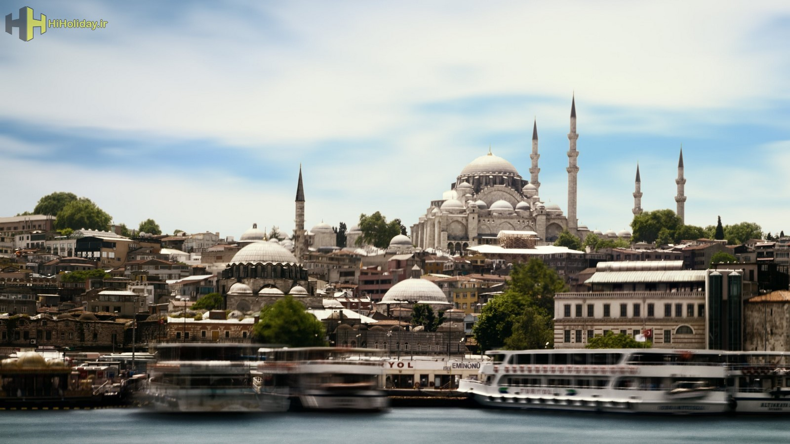 تور استانبول ویژه نوروز 3 شب و 4 روز