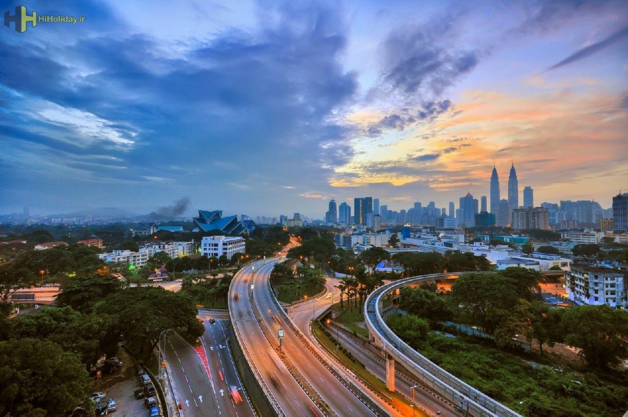 تور کوالالامپور و سنگاپور ترکیبی