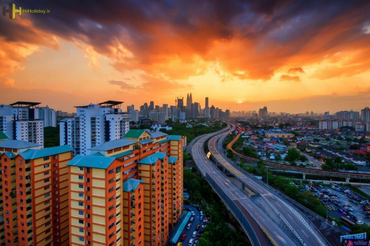 تور کوالالامپور 7 شب و 8 روز ویژه نوروز