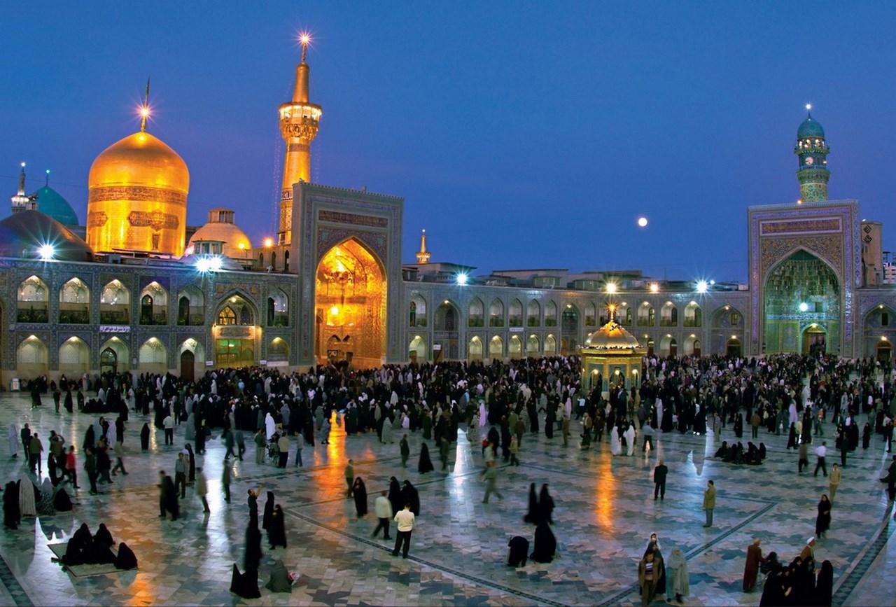 تور مشهد از زنجان