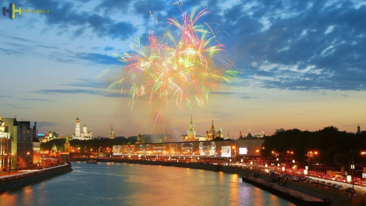 تور مسکو و سن پطرزبورگ ویژه نوروز 99